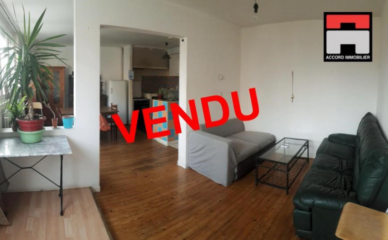 Sale apartment Toulouse 98000€ - Picture 1