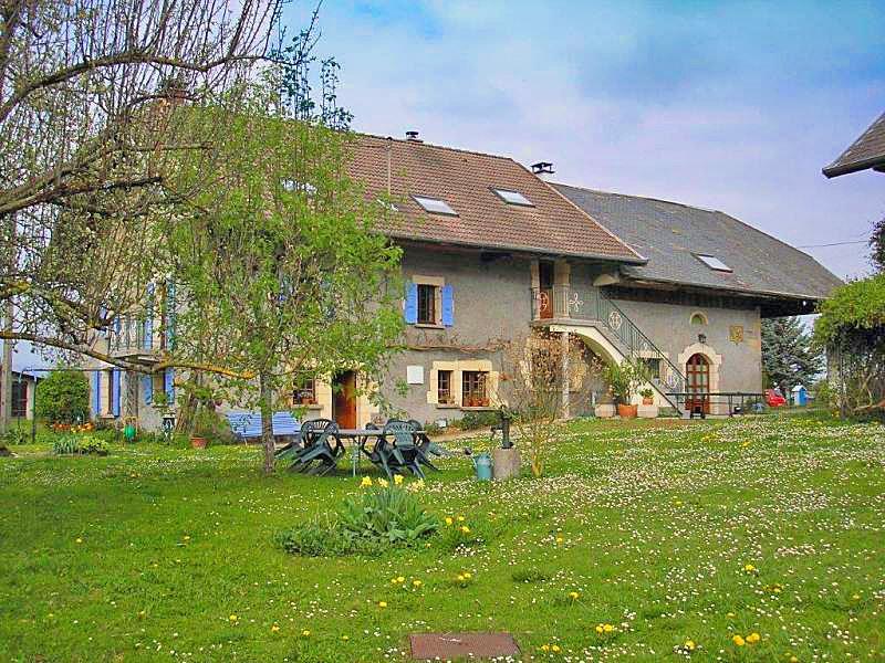 Immobile residenziali di prestigio casa Marcellaz albanais 799000€ - Fotografia 1