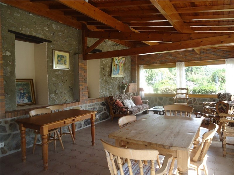 Vente maison / villa Montferrer 495 000€ - Photo 2