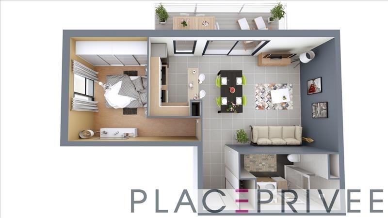 Sale apartment Jarville la malgrange 169500€ - Picture 5