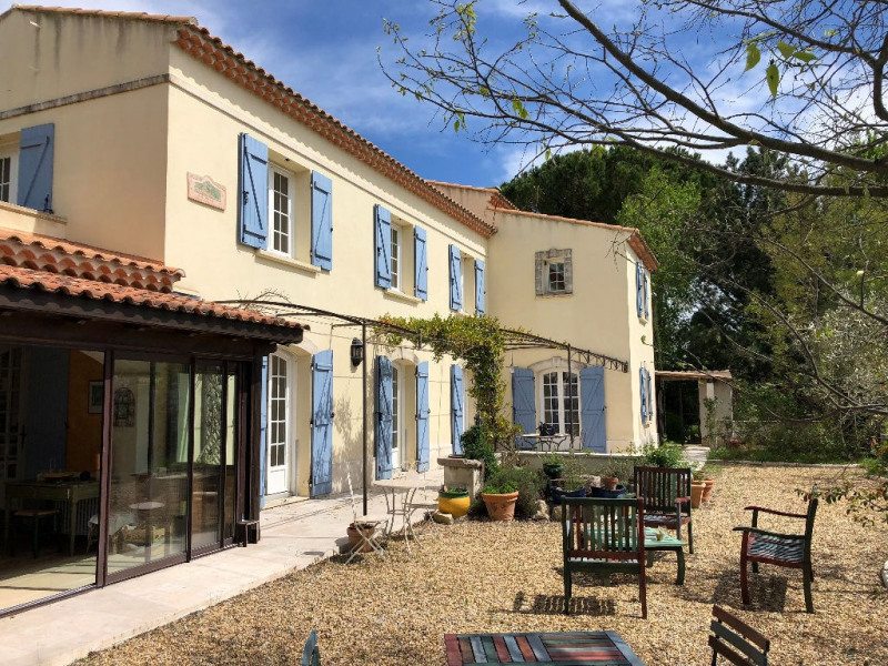 Vente maison / villa Vallabregues 450 000€ - Photo 1