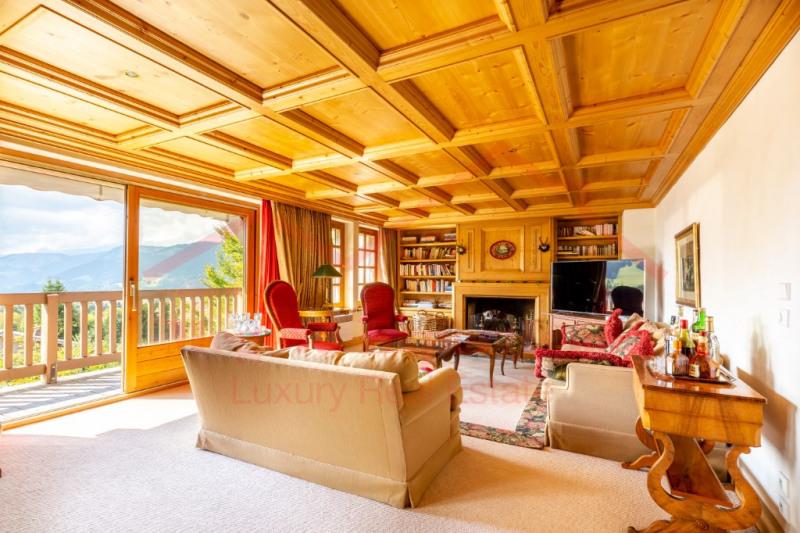 Vente de prestige appartement Megève 3900000€ - Photo 2