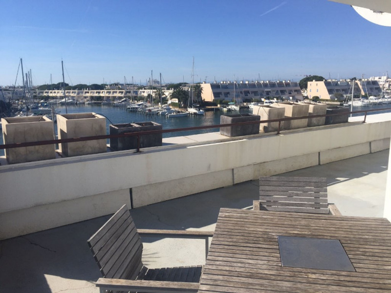 Sale apartment Port camargue 548 000€ - Picture 3