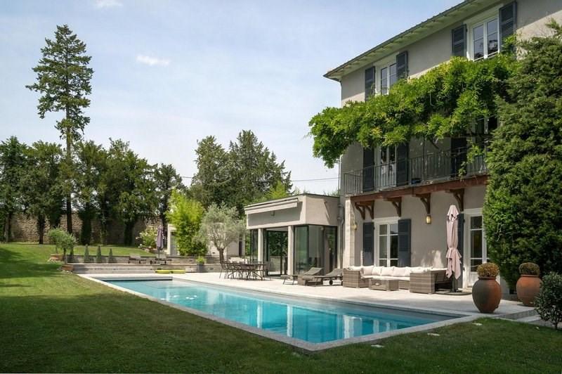 Vente de prestige maison / villa Saint-didier-au-mont-d'or 2950000€ - Photo 1