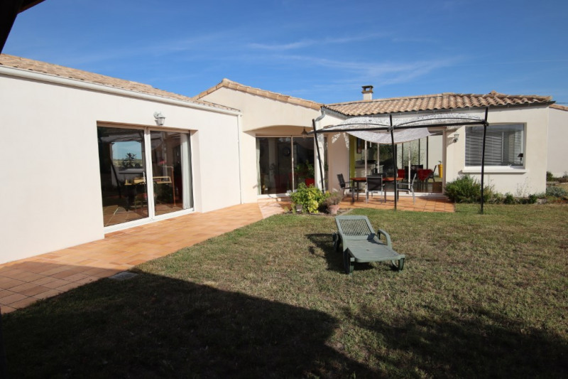 Vente maison / villa Meschers sur gironde 516 600€ - Photo 1