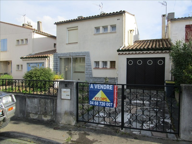 Sale house / villa Carcassonne 125000€ - Picture 1
