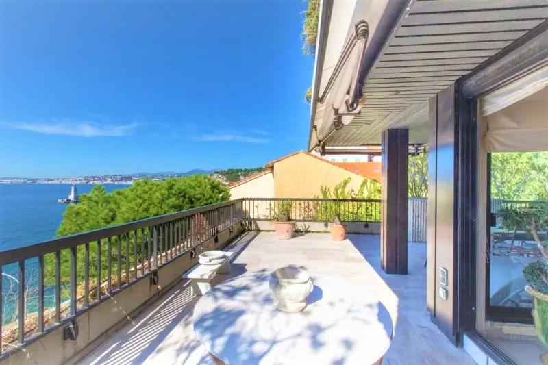 Verkoop van prestige  appartement Nice 1990000€ - Foto 3