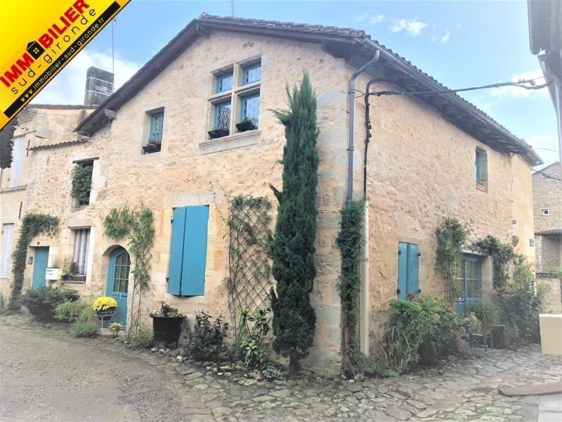 Vente maison / villa Cadillac 327200€ - Photo 1