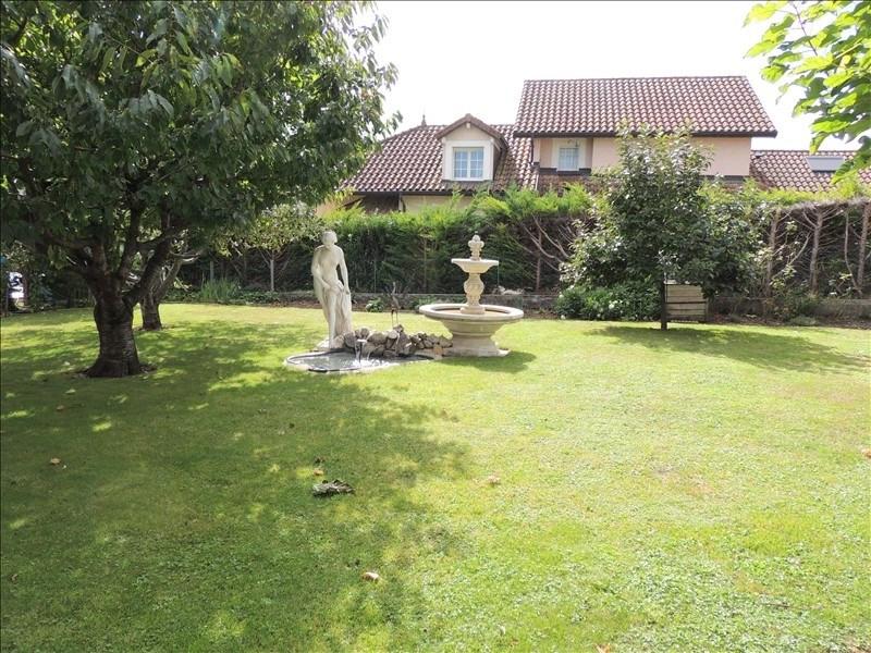 Vente maison / villa Chevry 598000€ - Photo 8