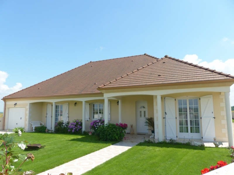 Sale house / villa Vergigny 187000€ - Picture 1