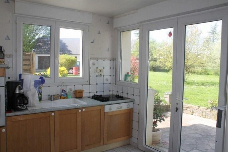 Venta  casa St germain sur ay 159500€ - Fotografía 7