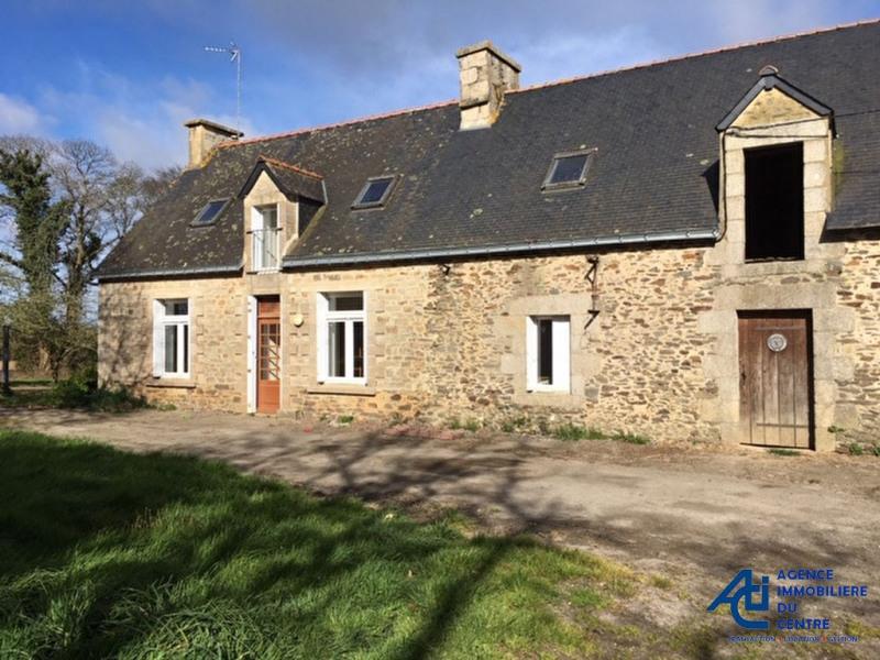 Rental house / villa Naizin 547€ CC - Picture 1