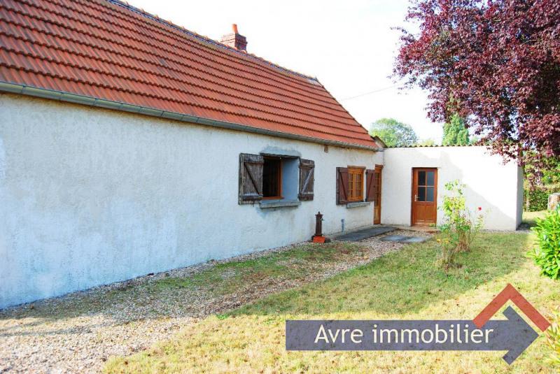Sale house / villa Verneuil d'avre et d'iton 101000€ - Picture 11