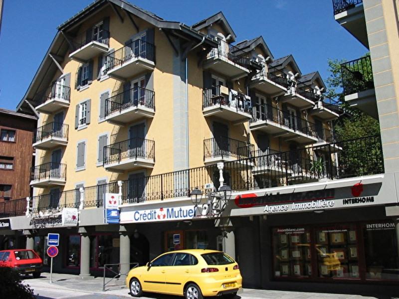 Rental apartment Saint gervais les bains 520€ CC - Picture 3