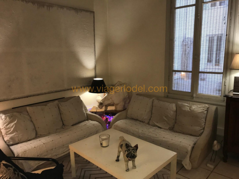 Viager appartement Nice 75 000€ - Photo 1