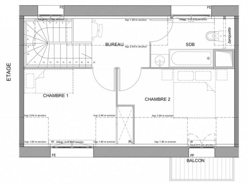 Sale house / villa Andrésy 353000€ - Picture 3