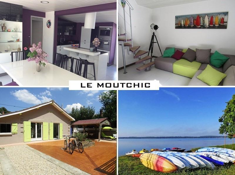 Alquiler vacaciones  casa Lacanau 665€ - Fotografía 1