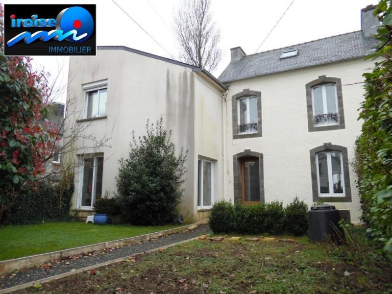 Sale house / villa Brest 294800€ - Picture 1