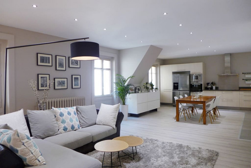 Sale apartment Colombes 499500€ - Picture 1