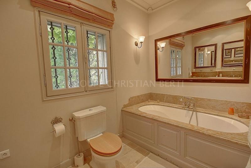 Vente de prestige maison / villa Tanneron 627000€ - Photo 10