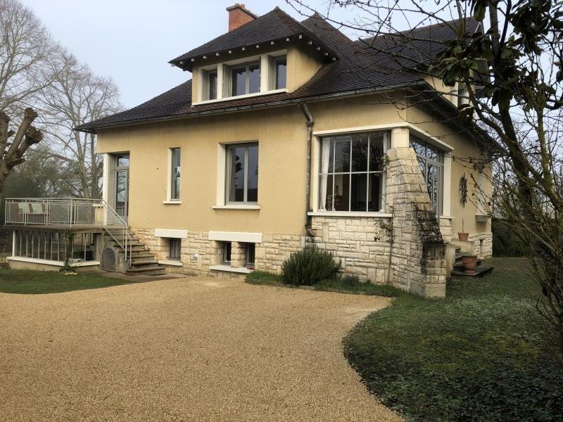 Sale house / villa St benoit 410000€ - Picture 1