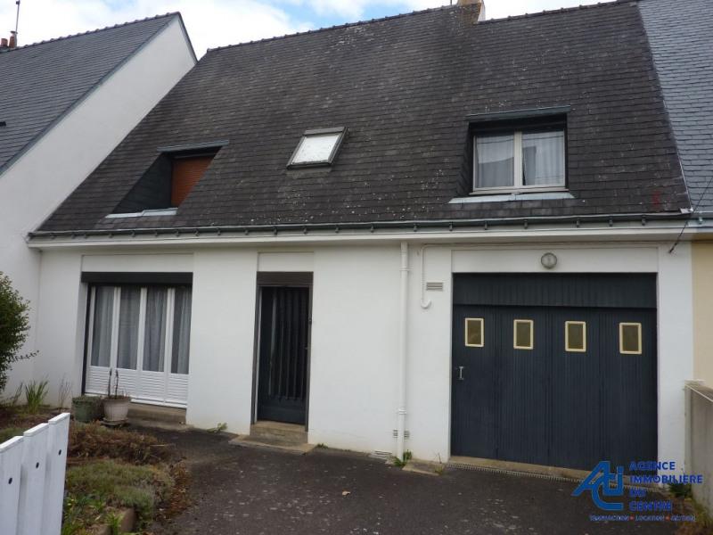 Maison Noyal Pontivy 4 pièces 98 m²