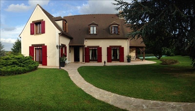 Vente maison / villa Nanteuil les meaux 460000€ - Photo 1