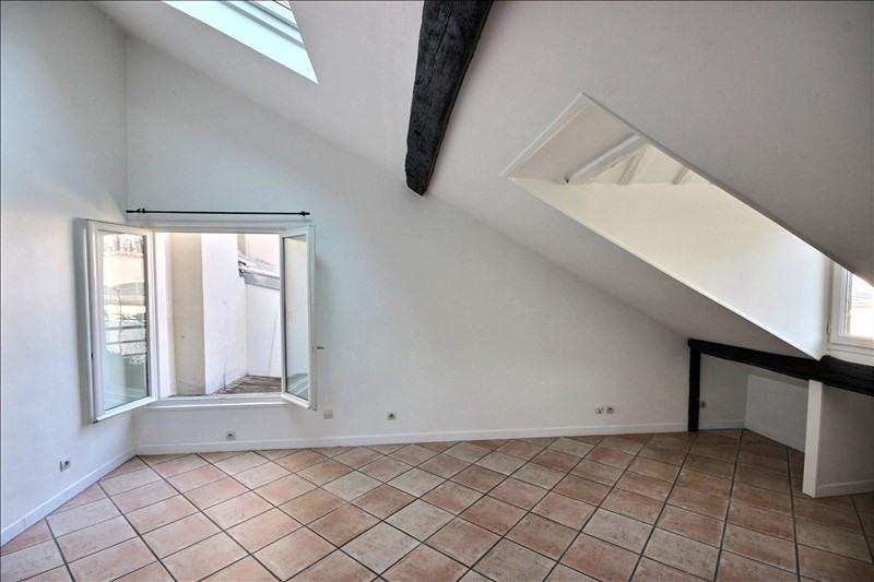 Vendita appartamento Paris 3ème 484000€ - Fotografia 1