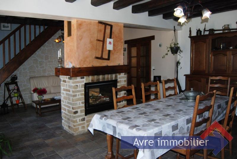 Vente maison / villa Verneuil d avre et d iton 294000€ - Photo 3