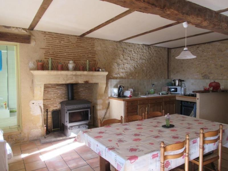 Sale house / villa Saint aubin de lanquais 139000€ - Picture 2