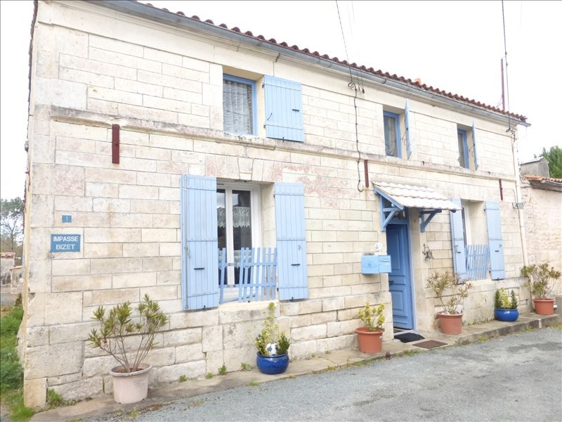 Sale house / villa Taillebourg 144000€ - Picture 1