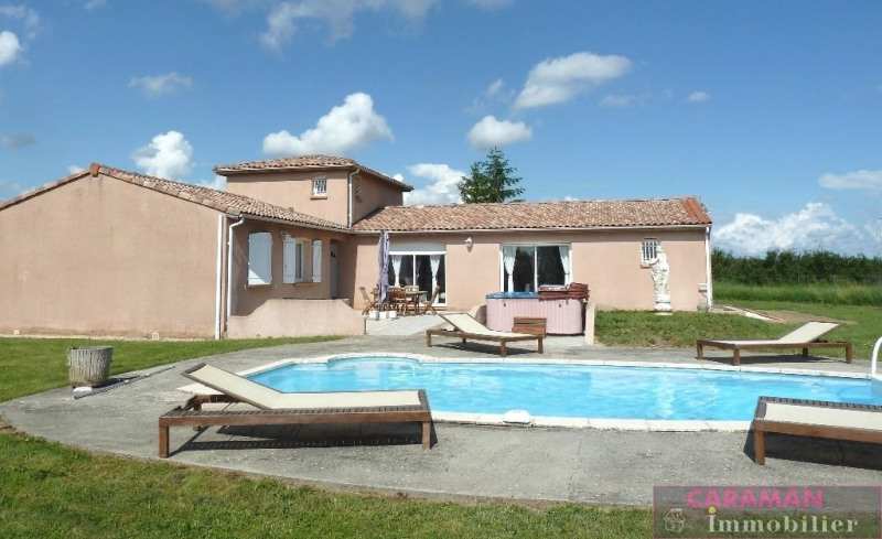 Sale house / villa Labastide beauvoir  10 minutes 382 000€ - Picture 1