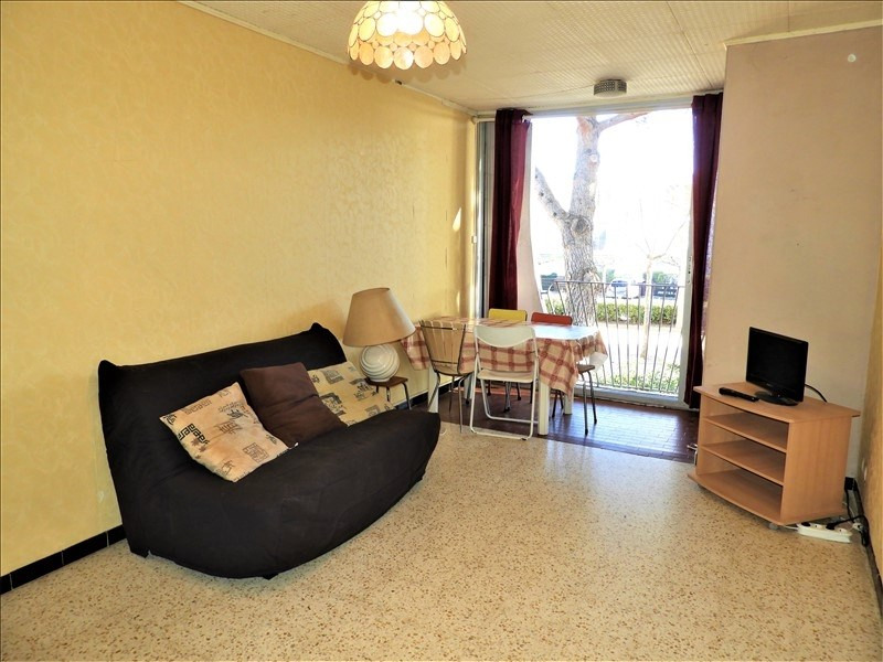 Vente appartement La grande motte 66 000€ - Photo 1