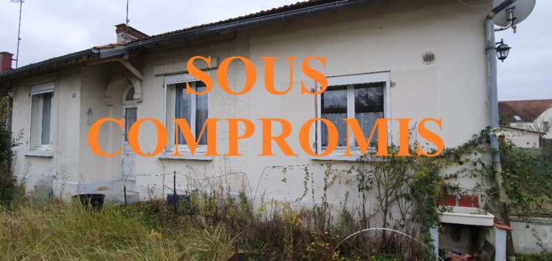 Sale house / villa Thourotte 123000€ - Picture 1