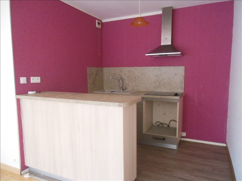 Investment property apartment Rouen 79500€ - Picture 2