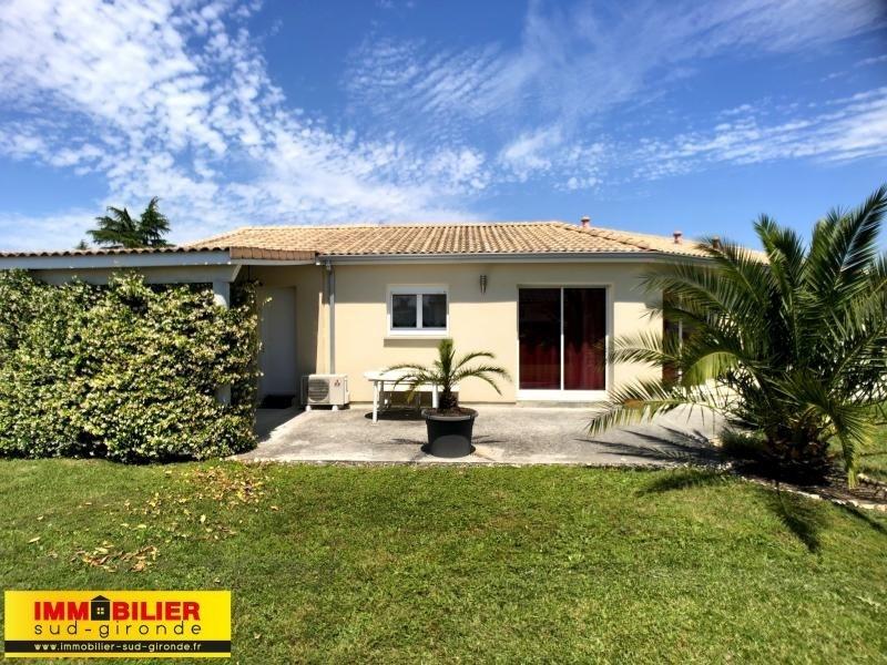 Vente maison / villa Podensac 249100€ - Photo 2