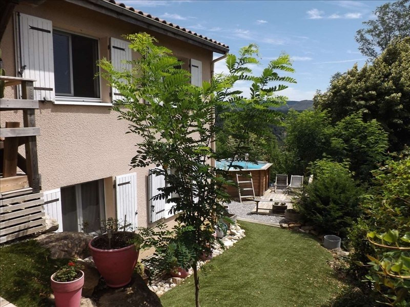 Revenda casa Aubenas 236300€ - Fotografia 6