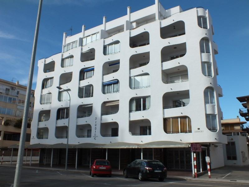 Sale apartment Rosas-santa margarita 120000€ - Picture 1