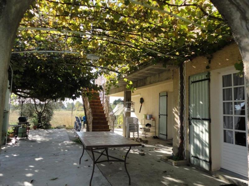 Sale house / villa Althen des paluds 395200€ - Picture 13