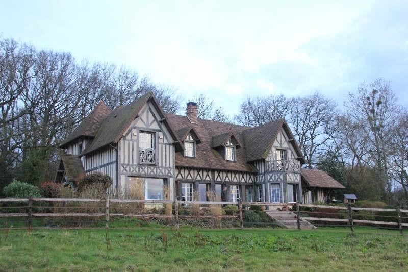 Vente de prestige maison / villa Houlgate 975000€ - Photo 2