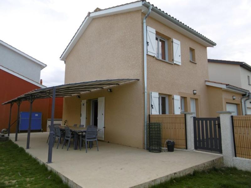 Vente maison / villa Saint-andré-de-corcy 319500€ - Photo 3