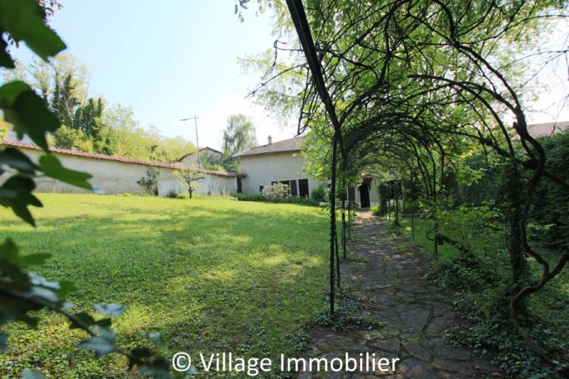 Vente maison / villa Toussieu 380000€ - Photo 14