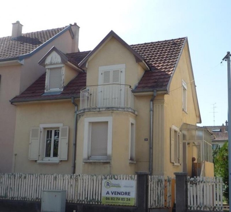 Sale house / villa Mulhouse 150 000€ - Picture 1