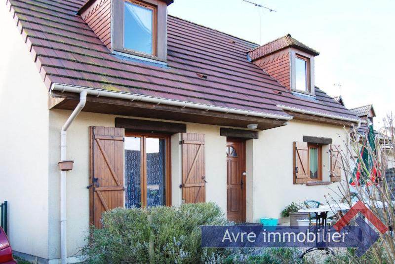 Sale house / villa Verneuil d avre et d iton 145000€ - Picture 1