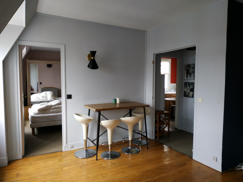 Rental apartment Paris 17ème 1 435€ CC - Picture 3