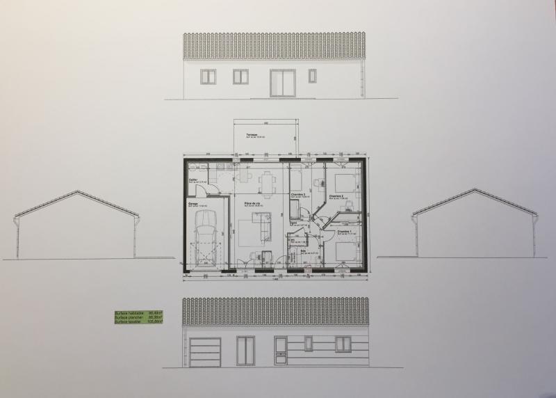 Vente maison / villa St martin le vieux 160000€ - Photo 3