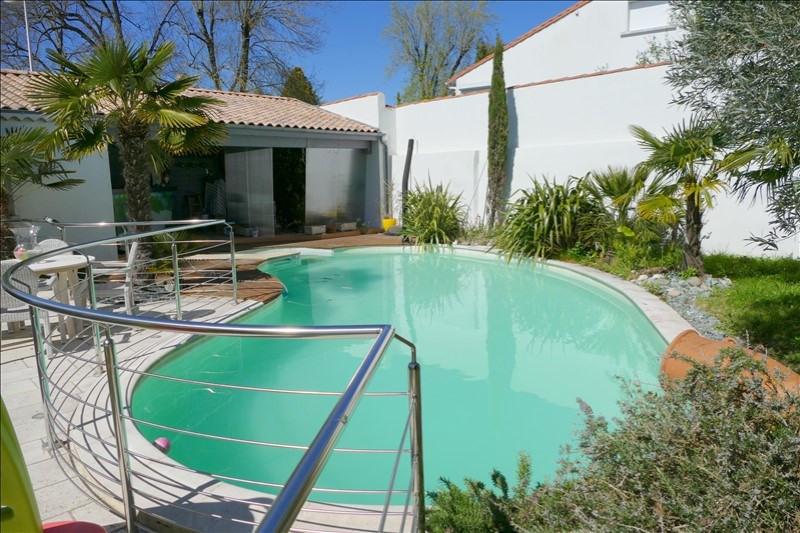 Deluxe sale house / villa Vaux sur mer 821600€ - Picture 2