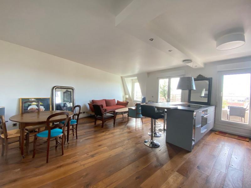 Location appartement Asnières sur seine 1650€ CC - Photo 1