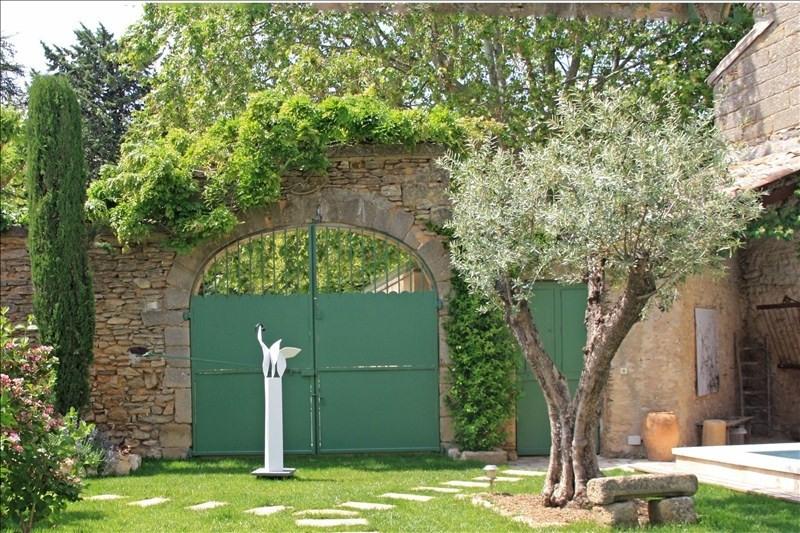 Verkoop van prestige  huis Uzes 690000€ - Foto 11