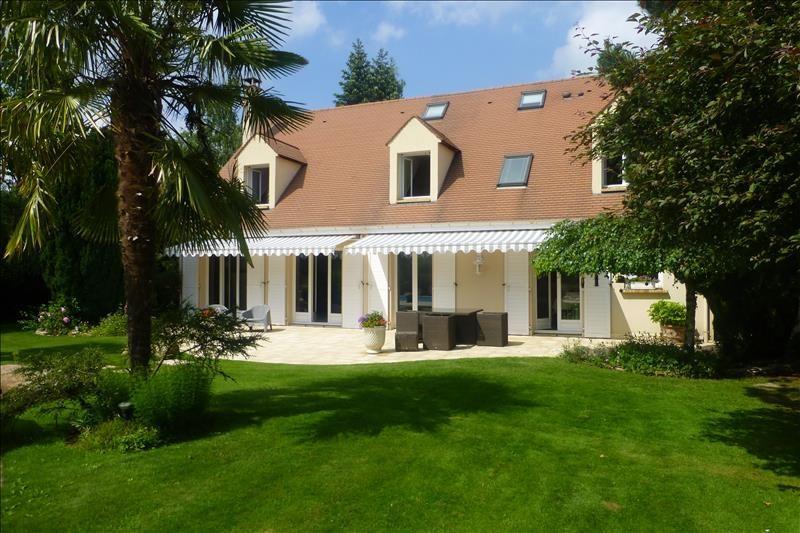 Immobile residenziali di prestigio casa Villennes sur seine 1250000€ - Fotografia 13